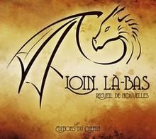 Dragon ailé sur «LOIN, LÀ-BAS»